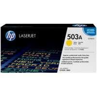 Лазерный картридж HP № 503A Q7582A (Желтый)