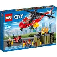 Конструктор Lego Fire Response Unit (60108)