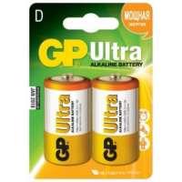 Batareyalar GP battery Ultra Alkaline D(2) 13AU-2UE2