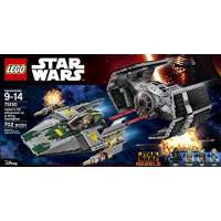 КОНСТРУКТОР LEGO Star Wars (75150) Усовершенствованный истребитель Вейдера против звёздного истребителя