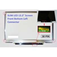 Экран для Ноутбуков 13,3 led slim  screen