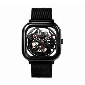 Электронные часы Xiaomi CIGA Design Full Hollow Mechanical watch (Black)