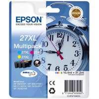 Картридж Epson 27XL MP C13T27154020 Multipack 3-colour (C13T27154022)