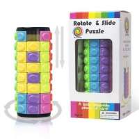 kupit-3D Развивающая головоломка пазл кубик рубика A-toys (3700B)-v-baku-v-azerbaycane