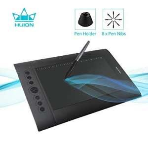 Профессиональный Графический Планшет Huion H610PRO-V2 10,1
