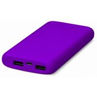 Портативное зарядное устройство (Power Bank) Ttec Powerslim 10000mah Violet
