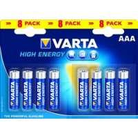 Batareyalar VARTA HIGH ENERGY 4903 AAA (8)