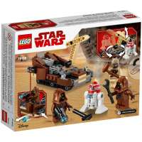 КОНСТРУКТОР LEGO Star Wars TM Боевой набор планеты Татуин (75198)