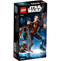 КОНСТРУКТОР LEGO Constraction Star Wa Хан Соло (75535)
