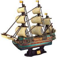 3D Клеевой сборный пазл Корабль «Сан Фелипе»