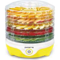 Сушка для овощей Polaris PFD 2405D (Yellow)