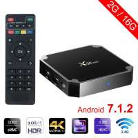 Mediapleyer Android TV Box X96 MINI 4K 2/16