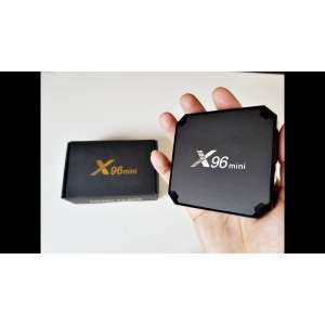 Медиаплеер Android TV Box X96 MINI 4K 2/16