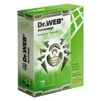 Антивирус Dr.Web Antivirus Pro Box (2PC/1 year) (BBW-W12-0002-1)