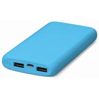 Портативное зарядное устройство (Power Bank) Ttec Powerslim 10000mah Blue