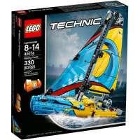 КОНСТРУКТОР LEGO Technic Гоночная яхта (42074)