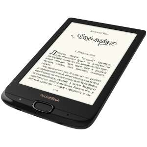 Электронная книга PocketBook 616 Black (PB616-H-CIS)