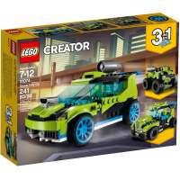 КОНСТРУКТОР LEGO Creator Суперскоростной раллийный автомобиль (31074)