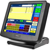 "POS-Терминал Posiflex KS-6715G-I Fanfree 15"" TFT LCD IR touch terminal (KS-6715G-I)"