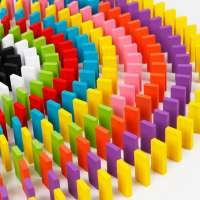 ИГРА разноцветное домино для семьи (DOMINO)