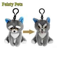 Yumşaq oyuncaq Feisty Pets Dog - Mini (FP12 Sam)
