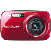 Foto kamera Casio EX-N1 (red)