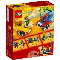 КОНСТРУКТОР LEGO Super Heroes Mighty Micros: Человек-паук против Песочного человека (76089)
