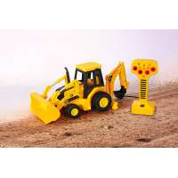 Игра TOY STATE Backhoe (36655)