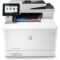 МФУ HP Color LaserJet Pro MFP M479fdn / А4 (W1A79A)