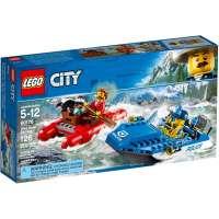 КОНСТРУКТОР LEGO City Police Погоня по горной реке (60176)