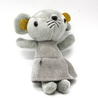 мягкая игрушка KidzZone Мышка 1696-1