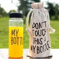Бутылка для напитков и фруктов (My bottle)