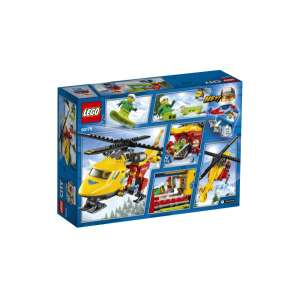 КОНСТРУКТОР LEGO City Great Vehicles Вертолёт скорой помощи (60179)