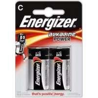 Batareyalar Energizer battery Alkaline C(2) LR14