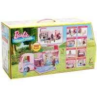 Игра MATTEL Волшебный раскладной фургон Barbie Mattel (FBR34)