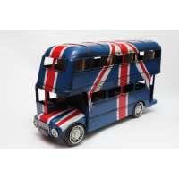 Ретро-автобуса Британский Флаг
