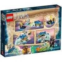 КОНСТРУКТОР LEGO Elves Засада Наиды и водяной черепахи (41191)