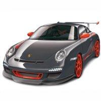 radio idarə Nikko Porsche 911 GT3RS 1:14 xz1135c