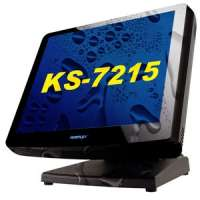 "kupit-POS-Терминал Posiflex KS-7215G Gen 5 base, Texture,15"" LCD,Texture bezel,No OS,,Resistance touch (KS-7215G)-v-baku-v-azerbaycane"