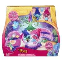 Набор персонажей мультфильма Hasbro Тролли Коронация Trolls (B6560)