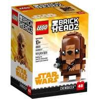 КОНСТРУКТОР LEGO BrickHeadz Чубакка (41609)