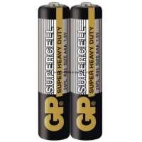Batareyalar GP battery Supercell AAA (2) 24PL-2U2