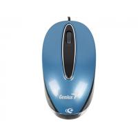Проводная мышь Genius NX-Mini,BlueEye, Blue (31010127102)