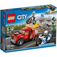 KONSTRUKTOR Lego Tow Truck Trouble (60137)