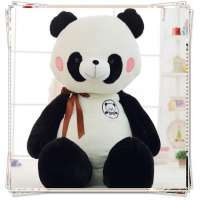kupit-Подарок мягкая игрушка (Панда мама)-v-baku-v-azerbaycane