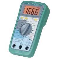 Профессиональный цифровой мультиметр Pro'sKit MT-1250