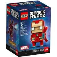 KONSTRUKTOR LEGO BrickHeadz MK50 (41604)