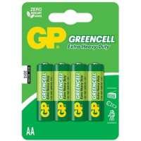 Batareyalar GP battery Greencell AA(4) 15G-2UE4