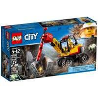 КОНСТРУКТОР LEGO City Mining Трактор для горных работ (60185)
