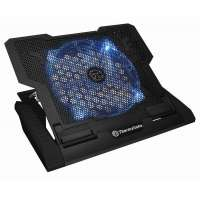 Кулер для ноутбука Thermaltake Massive23 LX 17inch 200mm Fan Black (CLN0015)